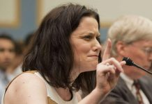 Gianna Jessen testifies before the House Judiciary Committee hearing examining the practices of Planned Parenthood