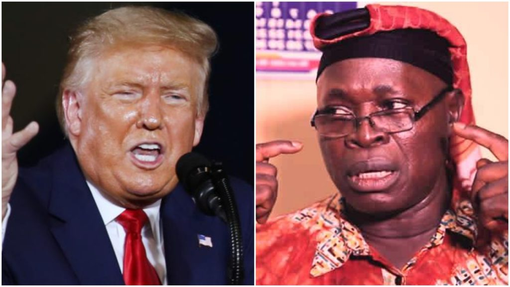 Muric's director Professor Ishaq Akintola slams Trump for questioning Buhari over killing of Christians