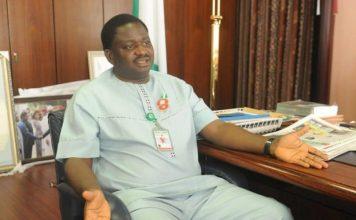 Special Adviser to the President Muhammadu Buhari on Media and Publicity, Femi Adesina