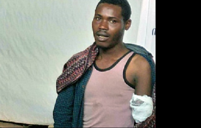 Kofi Loses his Hand In Beating For Converting From Islam to Christianity