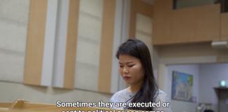 North Korean Christian Teen Sookyung Kang