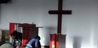 Asia is 'new hotbed of Christian persecution'