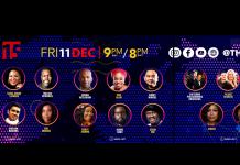 The Experience Lagos 2020 Artistes