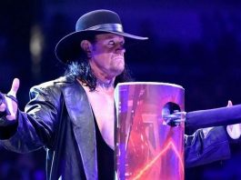 Undertaker finds Jesus