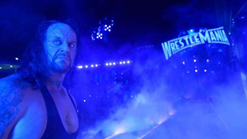 How The Undertaker Found God