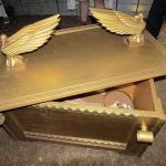Ark of the Covenant for the Tabernacle replica