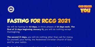 RCCG-2021-Fasting