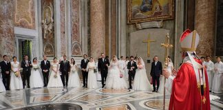 Time Magazine Pope Francis Marriage Celebrations
