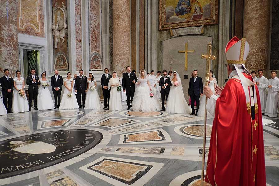 Time Magazine Pope Francis Marriage Celebrations