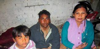 Shagufta Kausar and Shafqat Emmanuel